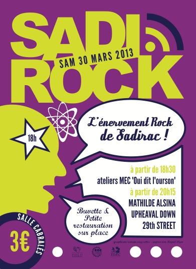 Rock à Sadirac
